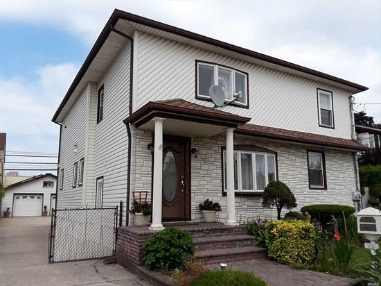 Brand New Washer, Dryer and Refrigerator. Heat/Gas/water/ground care included. 2Br apt on 2/Fl. Very Convenient location. Walking Distance to LIRR/Winthrop Hospital. Credit and Income verification is a must.