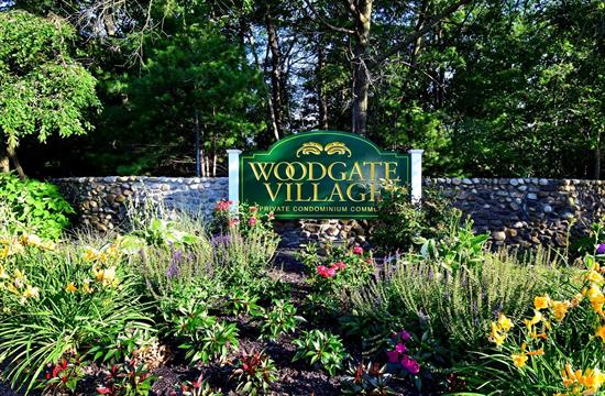 Woodgate Village Condo Awaits For Your 2 Bedroom, 1.5 Bathroom! Large Kitchen, Dining Area, Living Room, .5 Bathroom Main Floor. Master Bedroom, Full Bathroom & Bedroom Upper Level. Community Has So Much To Offer: Clubhouse, Playground, Basketball Court, In ground Community Pool & Tennis!! Pet Friendly Community!! Don't Miss This Perfect Opportunity!!