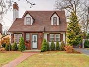 A Picture Is Worth A Thousand Words!!  Absolutely Charming Home In The Heart Of The Village, Near Restaurants, Shops, Lirr...Lr/Fpl, Den/French Doors, Hw Floors, Crown Molding, Hi-Hats, New Baths, New Boiler, Alarm, Igs....