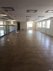 Excellent location on Rockaway Blvd. Second floor space good for office , medical , storage , etc. will have new elevator and parking lot for approximately twenty cars. Near Highways, Kennedy Airport and Resorts Casino