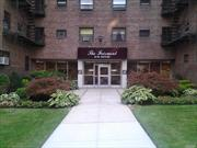 large 1 bedroom coop front sunny exposure with optimal views. Updated kitchen and gleaming hardwood floors a must see.