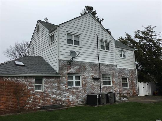 Legal 3 Family. Newly Renovated. All Brand New Kitchens, Baths, Appli, Washer/Dryer, Dishwasher, Each Unit. 3Bd, 2-2 Bd, Yard. Great Rent Roll $74, 400 Yr.New Energy Eff. Heat & Hot Water, Cac, Buyer Must Verify All Information.