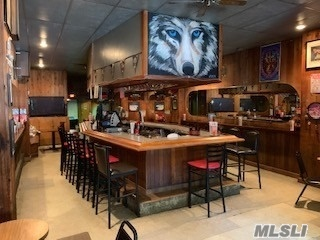 BUSINESS FOR SALE!! Great Location! 1500 Square Ft Bar in Busy Massapequa Park Conveniently Located across from the train station. This Space is Permitted for 100 Occupants with Room for a Band, Pool Table and Kitchen. Ample Parking!