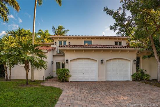 Spectacular 5 Bed /5 Bath And A Half In The Heart Of South Miami!!! Two Bedrooms And 2.5 Baths Downstairs And 3 Full Bedrooms With Ensuite Full Bathrooms Each. Enormous Walk In Closet In Master Bed. Marble Floors On The First Floor And Parquet On The Second Floor. Bright And Spacious Living And Dining Room. Massive Kitchen That Opens Into The Family Room. Enough Space For A Cooking Island. Marble Countertops With Top Of The Line Ss Appliances (Subzero And Wolff). Large Laundry Room With Top Of The Line Appliances. Two Car Garage, Amazing Pool Area With Jacuzzi Incorporated. Great Location, Walking Distance From Dante Fascell Park. 5 Min Away From South Miami Downtown And Its Restaurants And Shopping. 10 Min Away From Dadeland Mall!! Tenant Occupied Until Mid August So 24 Hr Advance Notice