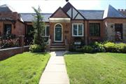 2 Bedroom Mint Brick Attached Home on a Quiet Block in Glendale.