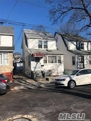 Flushing School District 25, Det One Family House with Private Driveway, Det 2 Car Garages, Close to All Shops, Supermarket and Highways.