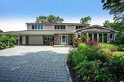 This Home Is A Stunning Example Of Quality Craftsmanship. Sunlight Streams In Through The 16 Skylights, Creating Beautiful Natural Light Through Out The Open Floor Plan. Enhance Your Culinary Experience In This Elegant Chefs Kitchen w/High End Appl's/Center Island/w/ All The Upscale Amenities. Add'l Features Include Resort Style Yard w/ Gunite Saltwater Pool & Spa w/ Outdoor Kit. Plus Upd Baths/ Whole House Generator/Split Units/ Solar panels.. Plus Much More