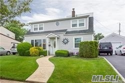 Whole House Rental With Garage, Move Right Into This Spacious Expanded And Dormered Cape In The Heart Of Levittown!! 3/4 O'sized Bedrooms, Open Floor Plan Fdr & Flr W/ Brick Fireplace, 2 New Fbths, Boiler 12Yers, Roof 4Yrs, Newly Built Garage 4Yrs, Den/Br Gutted And All Redone, Updated Windows, Sunny Eik W/Corian, Osized Mstr Br W/Wic, Very Private Fenced Yard With Relaxing Patio Area, Great Home! Wont Last!