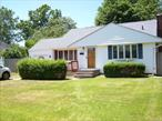 Great Home ! Wonderful Schools , Large Fenced Property , Hardwood Floors , Newer Roof , Cool Garage .