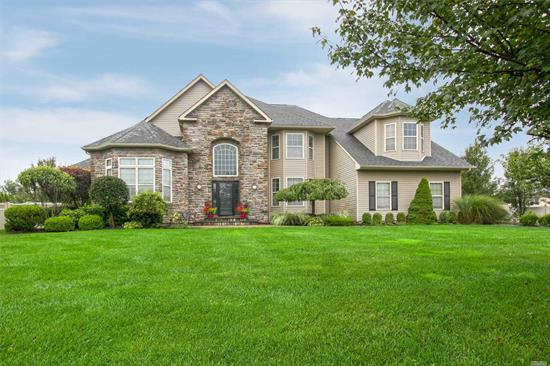 This Is An Absolute Stunning Post Modern With Every Bell And Whistle You Can Imagine. This Buckingham Model Offers Has So Much To Offers Like Custom Kitchen And Bathrooms, Custom Moldings Throughout The Home, Stunning 2 Story Entry Foyer, Oak Flooring, Granite In Kitchen & Baths, Full Finished Basement With Bath, Gym & A Movie Room. Enjoy Your Resort Style Yard With A Custom Built Pergola, Outside Fireplace, Playground For The Kids And In The Ground Pool With A Water Fall. Must See..Just Amazing!