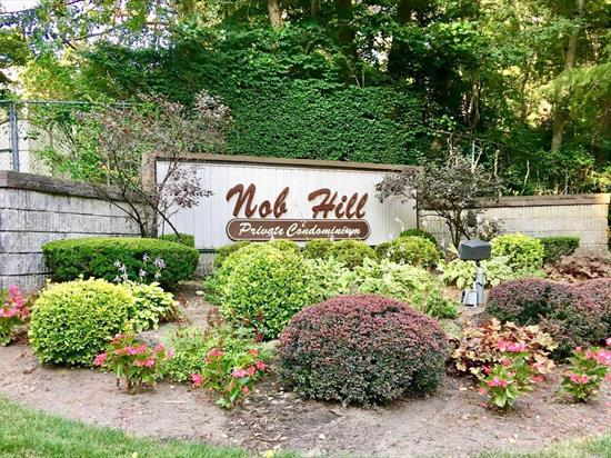 Check out this cozy bright condo located in Nob Hill North! Move-in ready! Amenities include resort-like pool, tennis, gym, and a club house. Centrally located to shopping, LIRR, and MacArthur Airport!