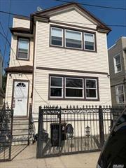 Second Floor 4 beds, 1 full bath, EIK, Formal Dining Room, Loving Room, and computer room Close to Van Wyck Exp and public transportation Q9, Q112 Close to all- groceries, pharmacy, restaurants, laundromats, etc