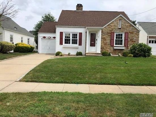 Excellent Location, close to railroad station and Winthrop Hospital, store etc., Nice Condition, Painted Hardwood floors, Very Clean, Use of Backyard.