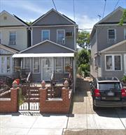 Completely Renovated 1 Family with new siding, New Electrical, New Bathrooms, Kitchen and Windows