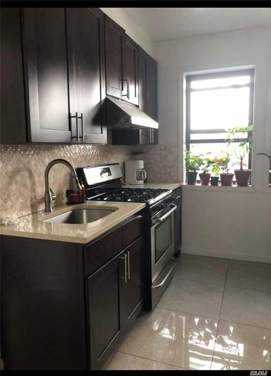 First Floor :Three Bedroom Two Bathroom One Kitchen. Second Floor: Four Bedroom One Bathroom One Living Room One Kitchen. Finished Basement. Great Income For Investment. All Information Are Not Guaranteed And Should Be Re-Verified By Buyer.