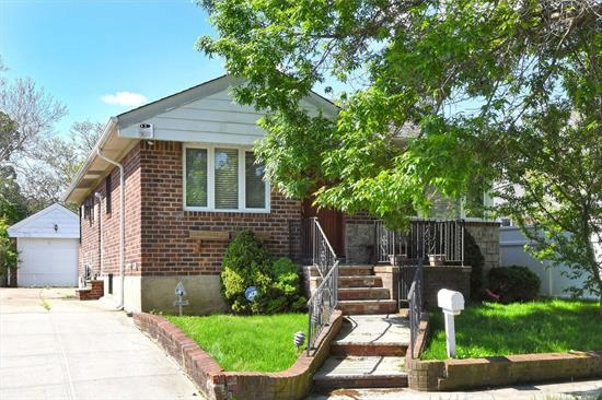 Step Into This Fully Renovated Home Located In The Prime Section Of Fresh Meadows. This House Features A Custom Made Kitchen, 3 Bedrooms, 3 Full Baths, A Fully Finished Attic And Basement. Zoned For the Best Schools.