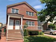 Sunny Bright And Spacious 1300 Sqft, 4 split AC units, 3Br 2 Baths Apt on the second floor of a private house. 26 Sd, Near Francis Lewis High School, Ms216, Ps162. Near Flushing Buses And Manhattan Express Bus, near park with easy street parking, washer/dryer in the unit. (sorry no pets)
