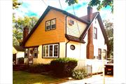 Gorgeous home; Beautiful hardwood floors on first floor; gas cooking; spacious rooms; very close to Malverne Train Station.