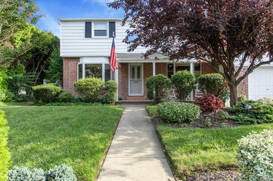 Location, location, location Park like setting, Lea Section. Immaculate Colonial with Large living room with plenty of light and WB fireplace, DR with built ins. EIK, updated 1/2 bath. Beautiful wood floors throughout. Large master bedroom suite with large walkin closet. 2 large additional bedrooms with updated bathroom. Full finished basement with great ceiling height, separate laundry room and plenty of storage,  3 zone heating, vinyl fencing and more, Must see, won't last.