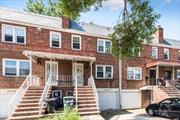 If you're looking for a multi-family in one of the best locations in Flushing, you must consider viewing this 3 Storied 2-Family home features the 1st floor and 2nd floor as a duplex apartment and the 3rd floor has a large Bedroom, Living Room, Eat in Kitchen and a Full Bathroom. Comes with an attached car garage and a yard that you can enjoy with your family! Very close to Kissena Blvd.