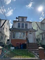 2 Family Zoned colonial converted to a tremendous 1 family home. This entire home has been updated. Large living room open to EIK. Updated Bath. 2 bedrooms on first floor. 3 Large Bedrooms on the second floor. Wood Floors Throughout. Full Finished Basement.