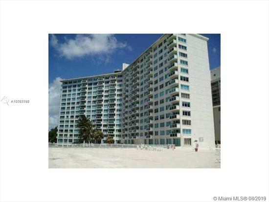 Direct Ocean View!!! Very Spacious 1 Bedroom, 2 Full Baths. High Floor Condo Unit In Miami Beach On Millionaire'S Row. Over 1000 Sq Ft Living Area, Huge Master Bedroom With Walk-In Closet, Ceramic Tiles Floors, & Open Balcony Over Looking The Beach. Washer And Dryer Inside The Unit. Amenities Include Pool, Gym, & Party Room. Valet Service And 24/7 Concierge Front Desk. Unit Is Leased Through October 31, 2019. Also Perfect As An Investment Opportunity!