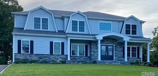 Stunning New Construction To Be Built In Damon Park! Hampton Style Colonial On Rare Flat Parklike 1/2 Acre, Features: Front Porch, 2 Story Grand Entry, 9Ft Ceilings, 5 Bedrooms, 4.5 Baths, Formal Lr, Dr W/Coff Ceil, Family Rm, Fireplace, Designer Kitchen, Prof. SS Appliances, Master Bdr W/Tray Ceiling, 2 Huge Wi Closets, GuestRm W/Bth, MudRmW/Built-In, Lge Wall Unit, Alarm, Cvac, Igs, Custom Trim/Closets, Hardwood Flrs Thruout, 9' Basement, 2 Car Garage, Can Customize Now! *Construction has begun*