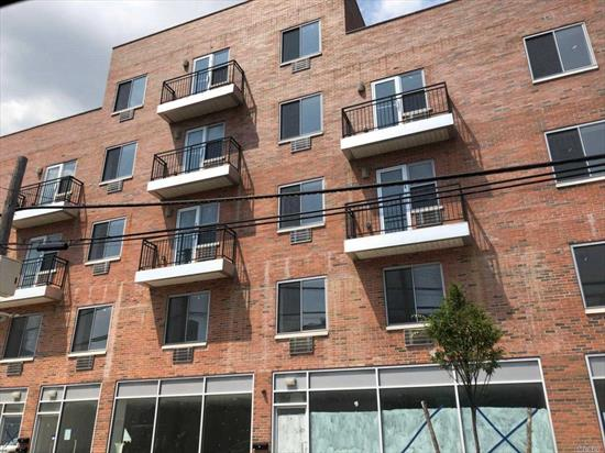 Brand New Condominium, 2 Br, 2 Bath, Lr/Dr, Huge Balcony 1400 SF. 1 Garage Space Extra $200. Income and Credit Check are Required.