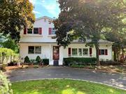 Large 5-Bed, 3 Bath Colonial With Legal 1-Bedroom Accessory Apartment. Full Finished Basement, Bi-Level Deck, Fenced Yard, Huge 4-Season Room, 75x120 Lot, Formal Dining Room, Living Room, Eat-In-Kitchen, Foyer Entrance, Front Porch & U-Shaped Driveway.