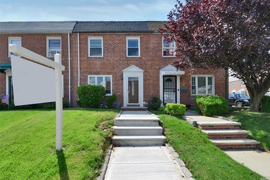 Renovated attached townhouse in prime Whitestone location. This 3 bedroom, 1 bath has been upgraded with new kitchen and bathroom, updated electric, recently painted. Convenient to shopping & transportation. School district 25- P.S. 184, J.H.S 194, Bayside H.S.