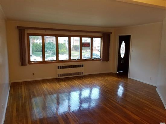 1st Floor 3 Bedroom Apartment, Everything Included! (Cooking Gas, Heat, Electric & Water Included) Lirr Train Station Steps Away (Gibson Train Station), No Pets, Use Of Backyard