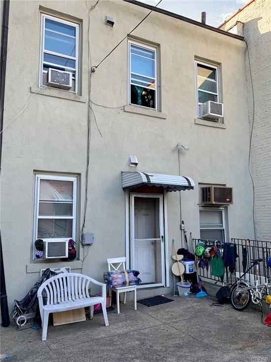 Three Family SemiDetached House. Two Houses On One Lot. AGreat Neighborhood, 16 Rooms, 8 Bedrooms, Full Finished Basement Basement, Rental Income Established. Close to Everything. Manhattan 5 minutes away. Steinway Street and 30 Ave. A Great Investment To Own!