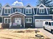 Home is BEING FINISHED In Heart Of Wantagh Woods (Sept completion)! Finished Photos Are Of Same Model Home Built By Same Quality Bldr Of 30+Yrs/400+Homes! Just Over 3600 SqFt Of Open Flr Plan Designed To Perfection & Will-Be Flawlessly Finished. Designer Baths & Eat-In-Kit W/Top-Of-Line Appliances, Walk-In Pantry, Pella Wdws, Immaculate Trim-Work Decorating Every Sq Inch, 1st Flr Jr Suite OR Office w/Own Private F-Bath + Add'l H-Bath/Powder Rm On 1st Flr, Mstr Ste w/Giant W-I-C & Fbath+Jcuz, +++!