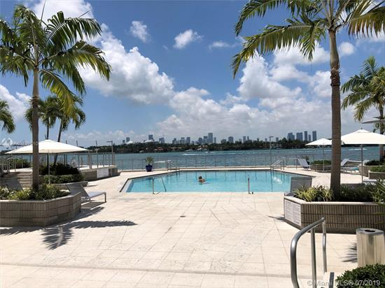 Amazing Opportunity To Live In This Oasis Of A Building At An Amazing Price. Unit Is Completely Updated, Largest Floor Plan In Building, Corner Unit, Lots Of Natural Light And 2 Parking Spaces. This Building Is A Must See! Come Experience A True Miami Living Experience.