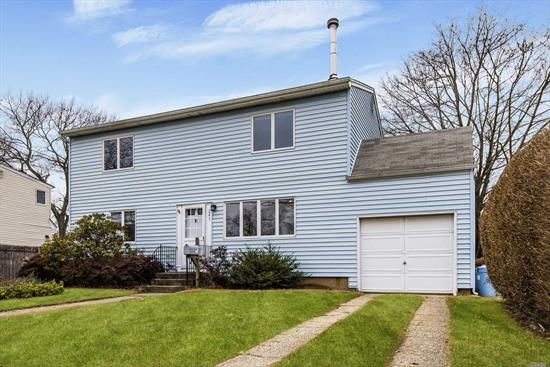 5 bedroom colonial in Plainedge school district!!!! All large bedrooms !!! Hardwood floors!!! Central ac!!!! Walk to stores!!!!