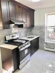 Newly Renovated 3 Bedrooms Apartment in the Heart of Richmond Hill, Large Living Room, Brand New Kitchen and Bath, Hardwood Floor Through out. Close to all the Public Transportation. Must See.