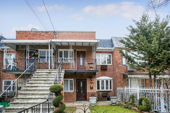 Welcome Home To A 2 Bedroom Duplex Apartment In Canarsie Featuring Sparkling Wood Floors, A Renovated Kitchen And A Spacious Master Bedroom With A Walk-In Closet. Close To Shopping With Bj's And The Brooklyn Terminal Market Less Than A Block Away.