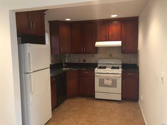 Sunny and Bright Upstairs Duplex 3BR/2BTH recently updated rental with washer and dryer!!!!  Conveniently located 1/2 Block to Northern Blvd (Mcdonalds/711/bus stop) and 3 blocks to Clearview Expressway. This Unit has a brand new Kitchen and has a fresh coat of paint. Available for immediate occupancy