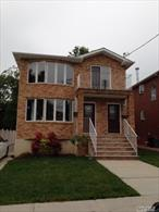 Super Mint 3 Bedrooms 2 Bathrooms On 2nd Floor. Hardwood Floors. Quiet Area. School District #26. Ps 213 Ms74. Close To Shopping Center, Transportation & All.