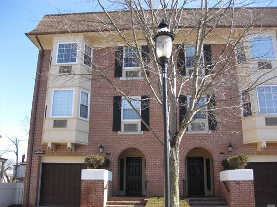 ***Luxury Living, Prime Location, Cul-De- Sac, *** Very Quiet Corner Unit, (Austin Model), 1250 Sf, Bay Window, GARAGE +PARKING, STORAGE RM IN BASEMENT, lots of visitor parking, Well Maintained Condo, New windows, Club House, Indoor -Outdoor Pool, Tennis Court, gym, Sauna, Gated Community, 24 Hr. Security.
