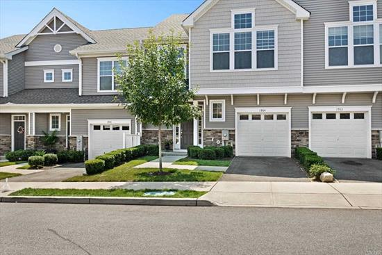 Just Renovated!  Stunning 3 Bedroom, 2.5 Bath Condo built in 2017. Double Height Entry Foyer, And Wide Plank Wood Floors. Lots of Light. Open Floor Plan Great For Entertaining. Spacious Great Room With Fireplace Opens to Back Patio. Kitchen Features Center Island And Stainless Appliances. Fabulous Large Family Room. Full Finished Basement With Lots of Storage. Many Community Amenities allow for a wonderful lifestyle. Pool, Clubhouse, Gym & Dog Park.