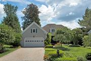 Manhasset. All On One Level Custom Ranch With Totally Finished Lower Level. Master Suite With Jacuzzi And Steam, 2 Additional Bedrooms, Full Bath, Powder Room, Living Room With Fireplace, Den, Eat-In Kitchen, Sun Room, Breathtaking Backyard With Panoramic Views, Steps To Pool & Clubhouse. Top Of The Line Appliances And Built-Ins. Home Features Generator. Great Two-Story Entry And High Ceilings. Totally Finished Lower Level.