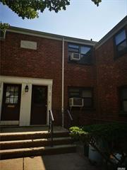 Sale may be subject to term & conditions of an offering plan.New in the market!The most affordable one bedroom apt at Clearview garden.2nd Floor unit, walking distance to shops, bus station. Close to highway.