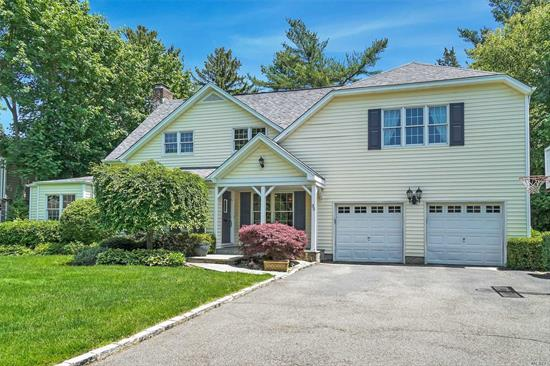 Rare Strathmore Find! Impressively Expanded 6 Bedroom, 3.5 Bath East Hills Colonial Prime Location. Main Floor Offers Entry Foyer, Formal LR, Dining Room, Large Eat-In Kitchen Open to Family Rm, 2 BRs/Office with Shared Bath, Laundry and Mudroom Off Full 2 Car Garage. Walk Upstairs to a Bright Windowed Hall, Master Suite w/Vaulted Ceiling & Walk In Closet, 3 BRs & Full Bath.Add'l Features Include Finished Basement. Stone Patio & Private Backyard.East Hills Pool & Park. Tax Reduction 9% As of October.