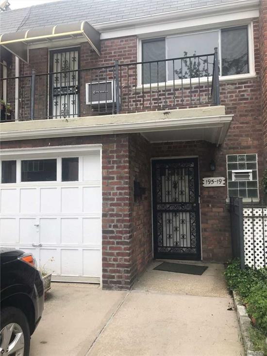 Brick 2 Family in Prime Flushing/Auburndale Location. Close to LIRR, Bus, Shops and Schools. Priced to Sell, Won't Last!!