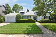 Great Opportunity in Wonderful Hewlett/East Rockaway Neighborhood!! 4 BR, 3 Bath Expanded Ranch on Spacious Property in Lynbrook School District# 20. LR/Fpl, Dining Room, EIk, Enclosed Porch & Huge Upper Level Family Room. CAC, HW Floors. Update to Your Liking! Roof Approx 7 Yrs, New CAC unit.Attached Garage. 20 Min to Beach, 40 Min to NYC. Low Taxes!! Won't Last!