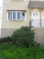 Large Bright 3 Bedroom , 2 Bath with Balcony & Parking Available on a Quiet Block and only 1/2 Block to Beautiful Rockaway Beach & Boardwalk. Near Shops, Restaurants and ALL Modes of Transportations. A & S Trains, Buses & Express Buses into the City. Also Popular Rockaway Ferry Into Sunset Park Brooklyn & Wall Street. Easy to Show.