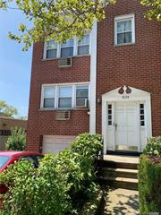 Well Maintained All Brick, Legal 2-Family In Prime Location, Great Investment Opportunity With Current Rent Role Of $61, 500 Per Year. Rare Semi-Detached End Unit With 3 Car Parking And Garage. Brand New Roof And Hot Water Heater. Close To All-Bay Terrace Shopping Center, Schools And Transportation To NY City Outside Your Door