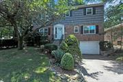 C/H Col. Lr, Dr, Den, Pwd Rm, EIK, Ensuite Master, 3 Addl Bdrms,  C/H Bth, All Appliances, Kitchen, Bths & Heating All Recently Replaced. 3 Bedrooms are equipped with Mitsubishi A/C Splits. With Blue Ribbon Manhasset Schools and 30 minute commute to NYC - make this your perfect residence! Very private rear property.
