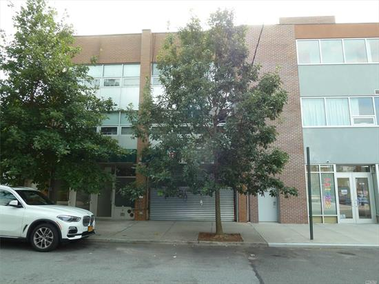 2010 built three story commercial building. Steel and brick construction, High ceilings, elevator and finished basement. total 6060 Sqft. 16 years tax abatement remaining (25 years tax abatement from 2010). Excellent condition.